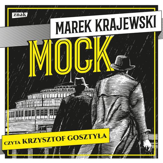 okładka Mock, Audiobook | Marek Krajewski