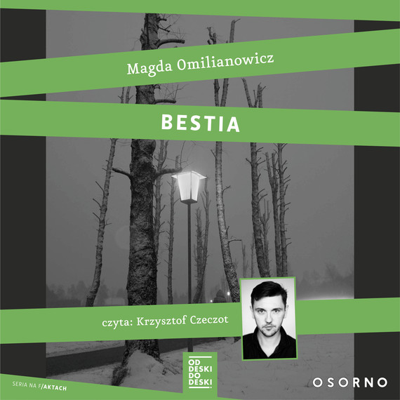 okładka Bestia. Studium złaaudiobook | MP3 | Magda Omilianowicz