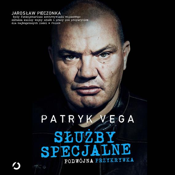 okładka Służby specjalne. Podwójna przykrywka, Audiobook | Patryk Vega