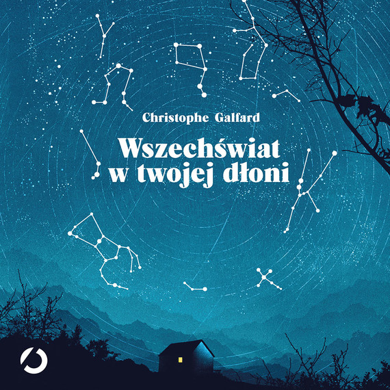 okładka Wszechświat w twojej dłoni, Audiobook | Christophe Galfard