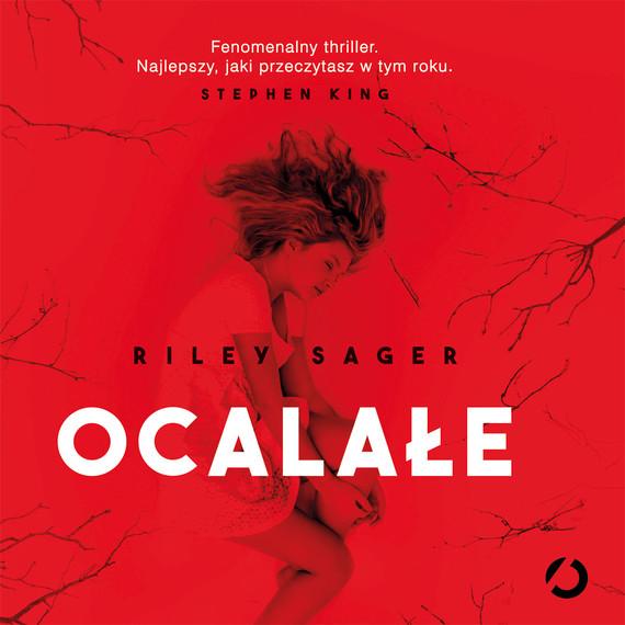 okładka Ocalałe, Audiobook | Riley Sager