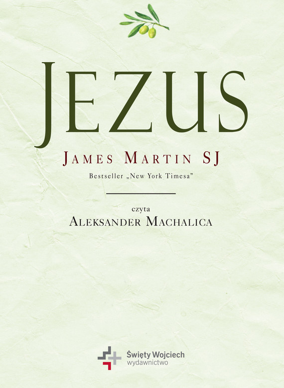 okładka Jezus. Audiobook | MP3 | James Martin