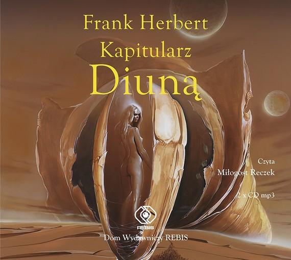 okładka Kapitularz Diunąaudiobook | MP3 | Frank Herbert