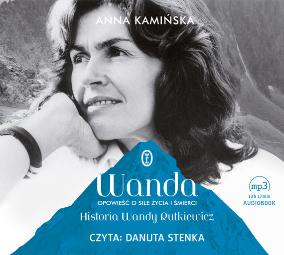 okładka Wanda. Audiobook   MP3   Anna Kamińska