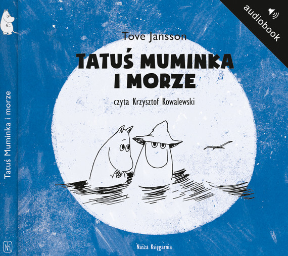 okładka Tatuś Muminka i Morze. Audiobook | MP3 | Tove Jansson