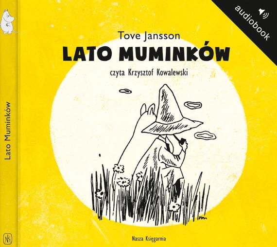 okładka Lato Muminkówaudiobook | MP3 | Tove Jansson