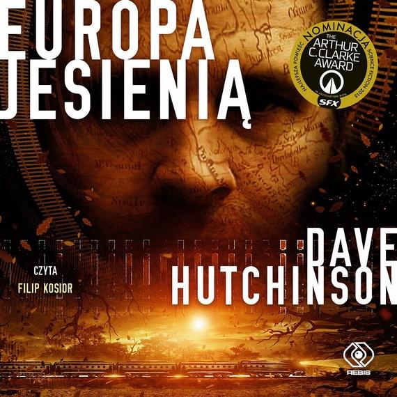 okładka Europa jesienią. Audiobook | MP3 | Dave Hutchinson