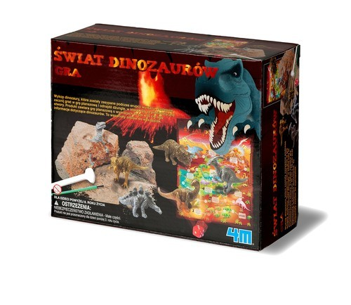 okładka Świat dinozaurówksiążka     