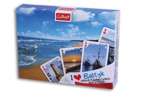okładka Karty turystyczne I love Bałtyk, Książka |