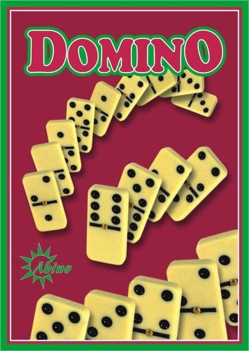 okładka Domino, Książka  