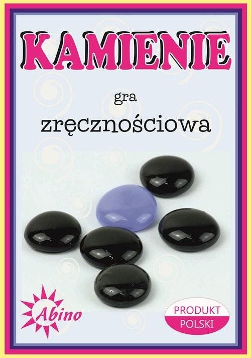 okładka Kamienie, Książka  