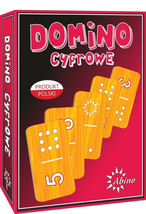 okładka Domino cyfrowe, Książka  