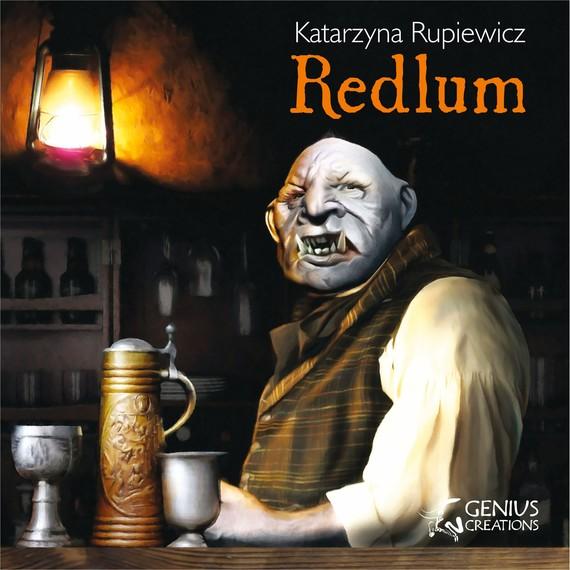 okładka Redlum, Audiobook   Katarzyna Rupiewicz