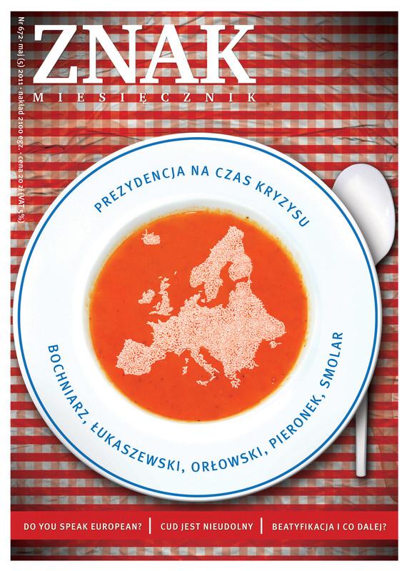 okładka Prezydencja na czas kryzysu? Miesięcznik Znak, numer 672 (maj 2011), Książka |