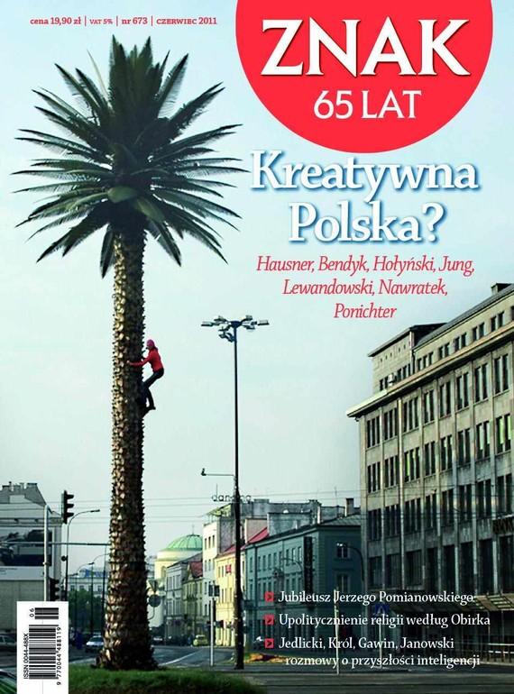 okładka Miesięcznik Znak, numer 673 (czerwiec 2011), Książka |