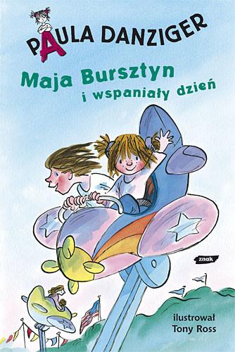 okładka Maja Bursztyn i wspaniały dzieńksiążka |  | Danziger Paula