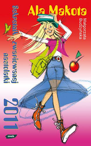 okładka Sekretnik nastolatki 2011, Książka | Małgorzata Budzyńska