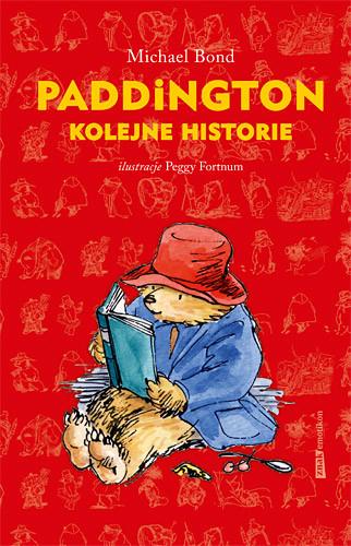 okładka Paddington. Kolejne historie, Książka   Bond Michael