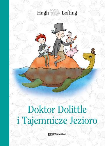 okładka Doktor Dolittle i Tajemnicze Jezioro, Książka | Hugh Lofting