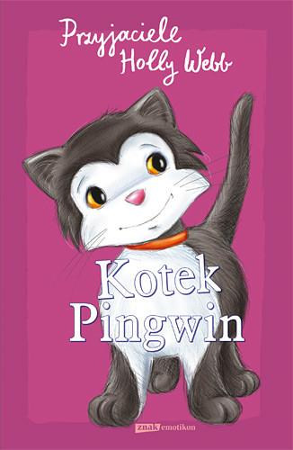 okładka Kotek Pingwinksiążka |  | Holly Webb