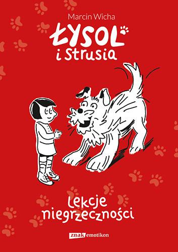 okładka Łysol i Strusiaksiążka      Wicha Marcin