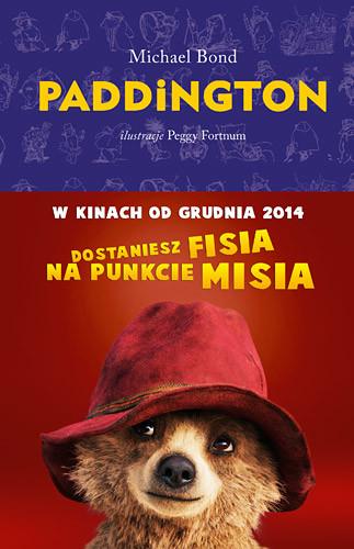 okładka Paddington, Książka   Bond Michael