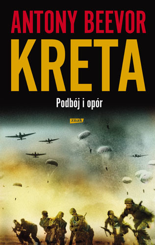 okładka Kreta: Podbój i opór, Książka | Antony Beevor