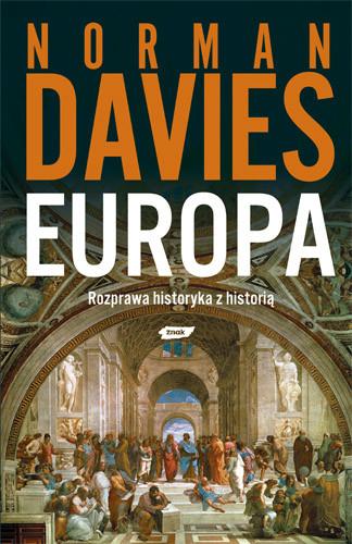 okładka Europa. Rozprawa historyka z historią, Książka | Norman Davies