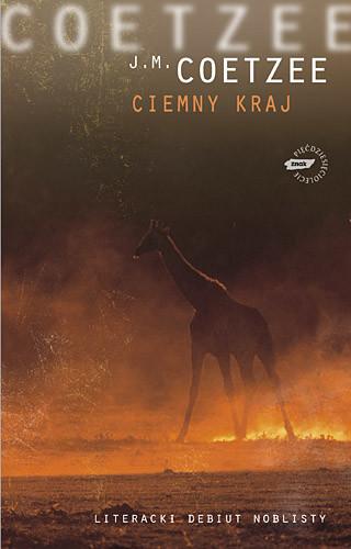 okładka Ciemny kraj, Książka | Maxwell Coetzee John