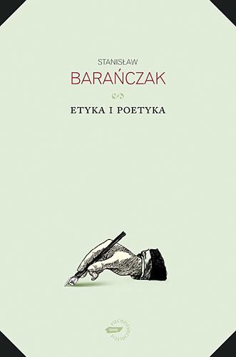 okładka Etyka i poetyka, Książka | Barańczak Stanisław