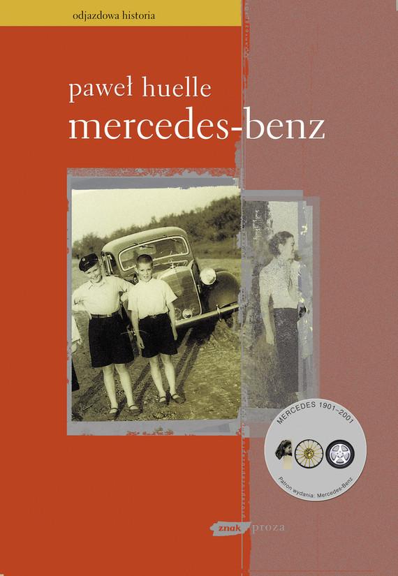 okładka Mercedes-Benz. Z listów do Hrabala, Książka | Paweł Huelle