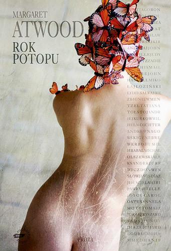okładka Rok Potopu, Książka | Margaret Atwood