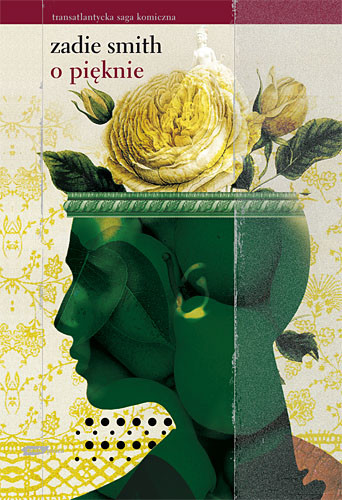 okładka O pięknieksiążka      Zadie Smith
