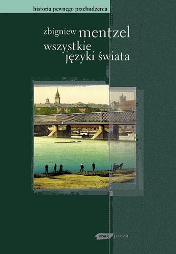 okładka Wszystkie języki świata, Książka | Zbigniew Mentzel
