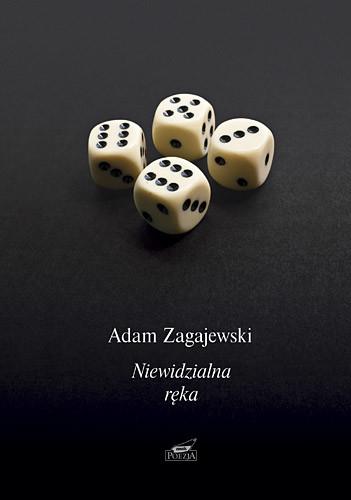 okładka Niewidzialna ręka, Książka | Adam Zagajewski