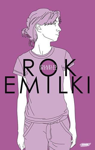 okładka Rok Emilki, Książka | Merrill Charles