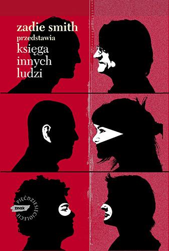 okładka Księga innych ludziksiążka      Zadie Smith