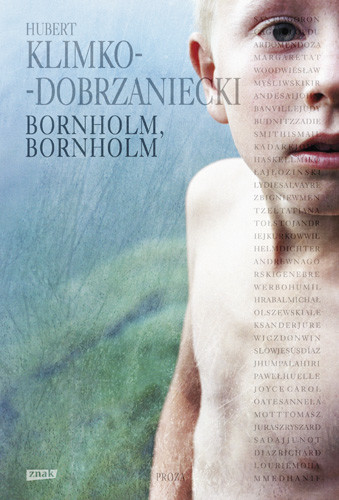 okładka Bornholm. Bornholm, Książka | Hubert Klimko-Dobrzaniecki