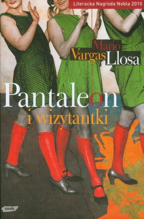 okładka Pantaleon i wizytantkiksiążka |  | Mario Vargas Llosa