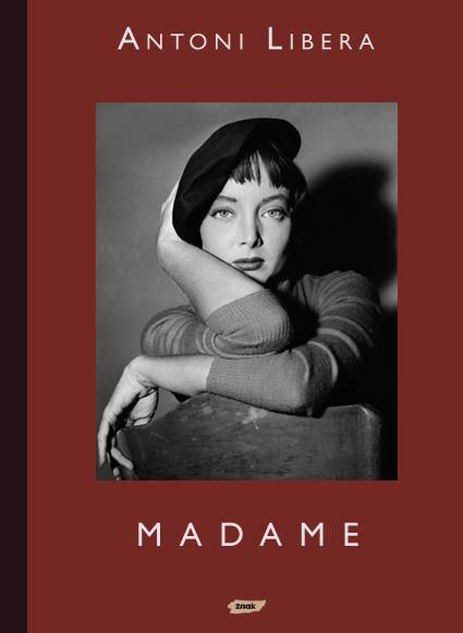okładka Madame , Książka | Antoni Libera