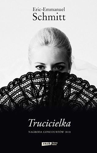 okładka Trucicielka , Książka | Eric-Emmanuel Schmitt