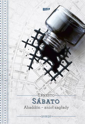 okładka Abaddon, Anioł Zagłady, Książka | Sábato Ernesto