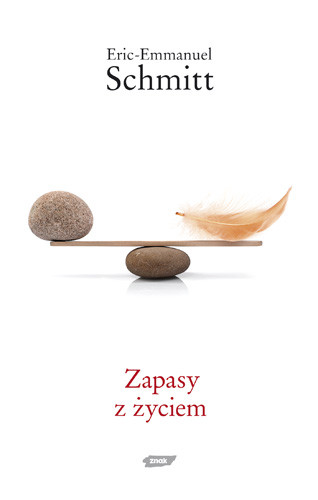 okładka Zapasy z życiem, Książka | Eric-Emmanuel Schmitt
