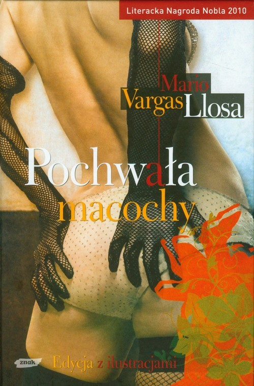 okładka Pochwała macochy, Książka | Mario Vargas Llosa