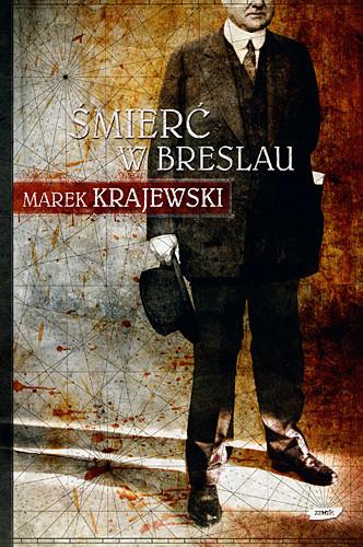okładka Śmierć w Breslau, Książka | Krajewski Marek