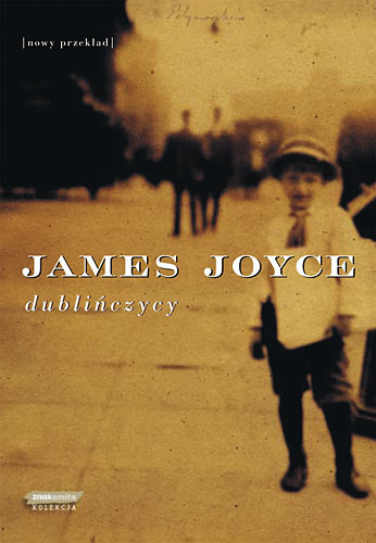 okładka Dublinczycyksiążka |  | James Joyce