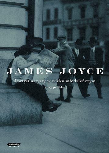 okładka Portret artysty w wieku młodzieńczym, Książka   James Joyce