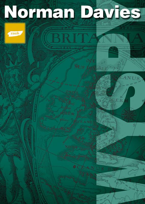 okładka Wyspy. Historia, Książka | Davies Norman