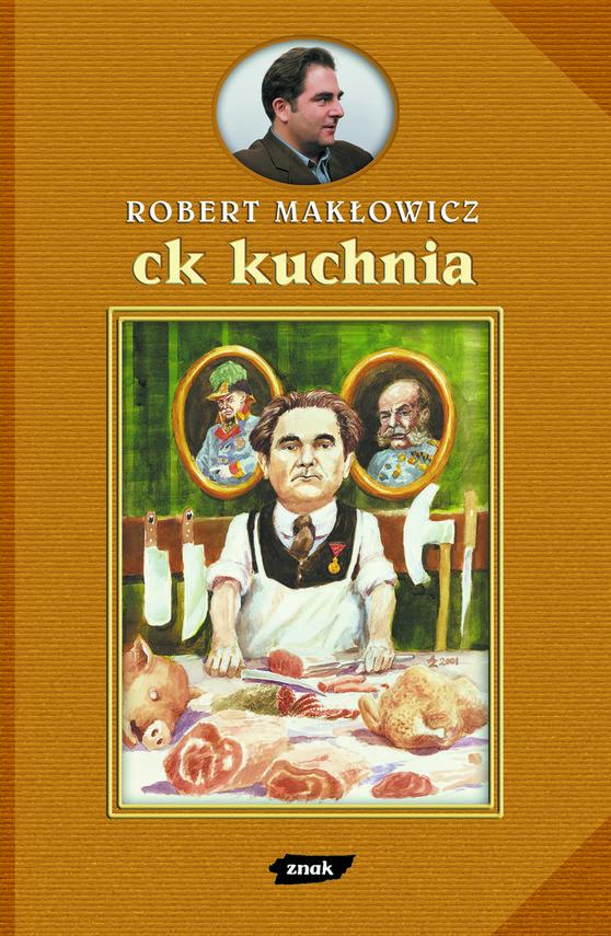okładka CK Kuchniaksiążka |  | Robert Makłowicz