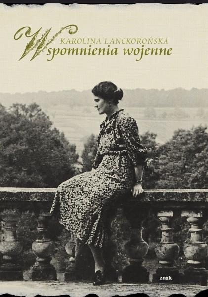 okładka Wspomnienia wojenne książka |  | Lanckorońska Karolina